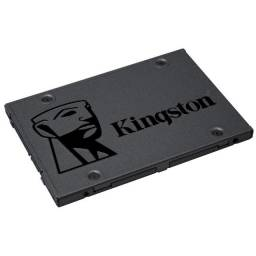 "Ssd Sata3 480 Gb Kingston Sa400S37/480G, 2.5"", 7 Mm"