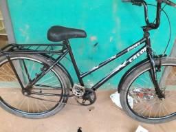 Vendo essa linda bicicleta poti caloi só pegar e andar. 200 entrego