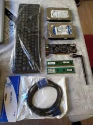 Memoria Ddr2 4Gb - Hd 320 Gb - SoundBlaster - Testados
