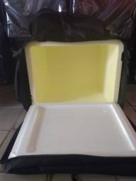 Motoboy delivery bag novas com isopor entregamos