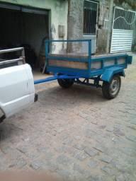Troco  carrocinha em moto