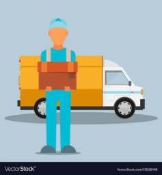 Motorista de entregas
