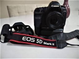 Camera Canon 5D mark 2 muito barata