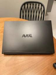 Notebook Avell A62 Liv RTX I7 32GB GeForce® RTX 2060