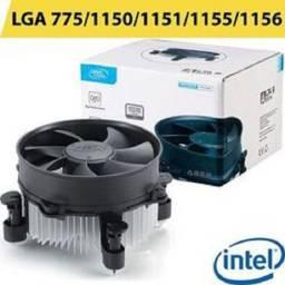 Cooler para Processador 1155 1156 1150 775 Intel ALTA 9