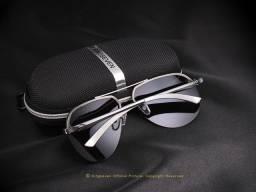 Óculos Kingseven Piloto - Polarizado, UV 400 e antirreflexo