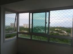 Apartamento 3 quartos (suíte), vista mar, nascente, andar alto na Paralela