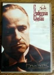 DVD O Poderoso Chefão - Parte I e II