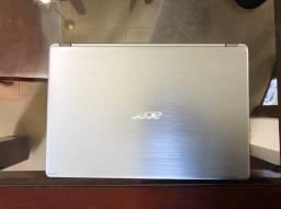Notebook Acer I5 8° geração com placa de video GeForce MX130 - com defeito