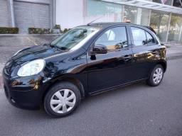 Nissan March 1.0s flex 2011/2012