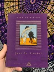 Just So Storys- Rudyard Kipling (livro)