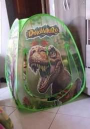 Barraca infantil Dinossauro semi nova