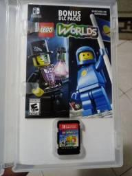 Jogo do nintendo switch Lego worlds
