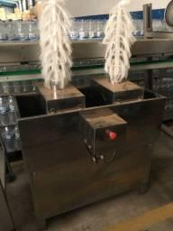 Escovadeira para garrafões 20 L de agua mineral