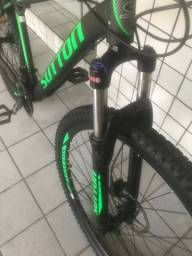 Bike sutton aro29 com 24 machas