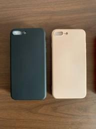 Capinhas iPhone 7/8 Plus e XR