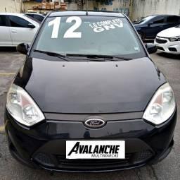 Ford Fiesta Se 1.6 Flex Gnv Completo 2012 - km 116.860