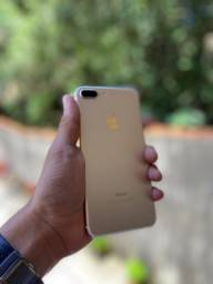 iPhone 7 Plus 128gb Gold excelente estado! 92% bateria