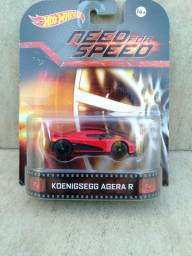 Carrinho Miniatura Hot Wheels Koenigsegg Agera R Need For Speed Lacrado