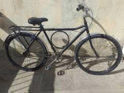 Bicicleta barra circular. Ótimo  estado!