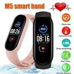 Smart Watch M5 Lançamento Esportivo