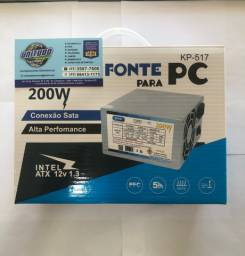 FONTE PARA PC