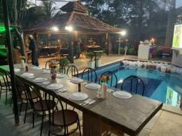 Alugamos para festas e eventos localizado em Ilha de Guaratiba Gaspar de Lemos