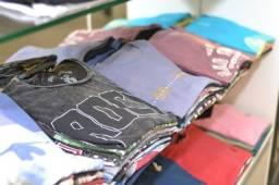 Camisas masculinas na promoção sm3
