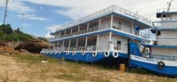 Balsa Ferryboat completa.