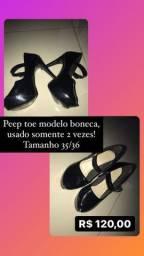 Sandálias Semi-novos