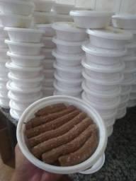 Balas geladas caseiras ?