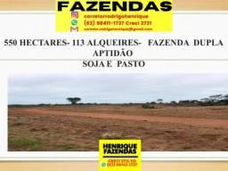 Título do anúncio: Fazenda na região de Gurupi dupla aptidão