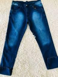 Calça Jeans diversos tamanhos