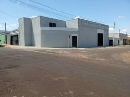 Título do anúncio: Barracão Área Industrial  - Avalia Permuta