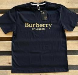 Camisa Burberry Malha Premium