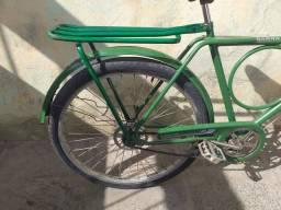 Bike monark barra circular. Ótimo estado!