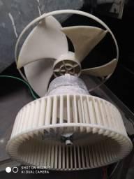 Motor Ventilador Eixo Curto Ar Consul 7500 Btus