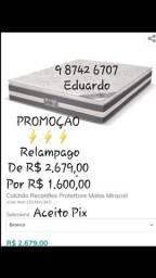 Colchão Reconflex Casal