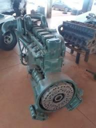 motor mercedes 355-6 turbo
