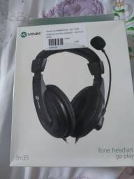 Headset Vinik fm35