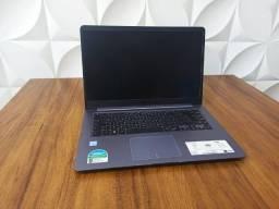 Notebook Asus i5-8250u 1.8Ghz / Ssd 240gb novo / 8gb RAM