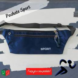 Pochete Sport NOVA NUNCA USADA