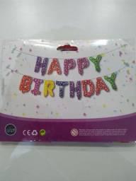 Varal happy birthday