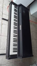 Título do anúncio: Piano palmer pp-73 relíquia na minha cidade 30 anos guardado