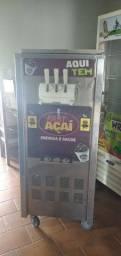 Vende-se Máquina de Açaí e sorvete soft expresso