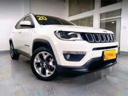 Jeep Compass Longitude 2020 (LEILAO Oportunidade)