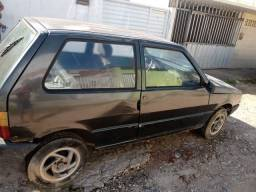 Uno 1993 pra vender ligeiro sem arudeio...carro recibo e dut   carro pra transferi