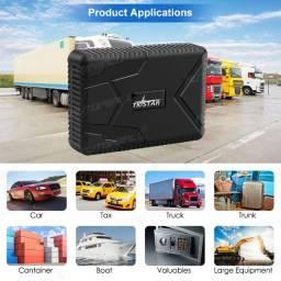 Rastreador tk915 10000 mah app gratis bateria longa duração prova d'água com imã