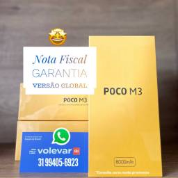 PROMOÇÃO! POCO M3 128GB - Novo Lacrado Garantia - GLOBAL