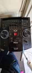 Caixa acústica pcx11000 philco